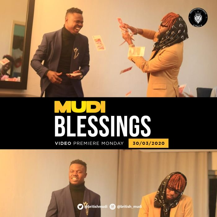 [Music & Video] Mudi – Blessings | Mp3 + MP4 Mudi-v10