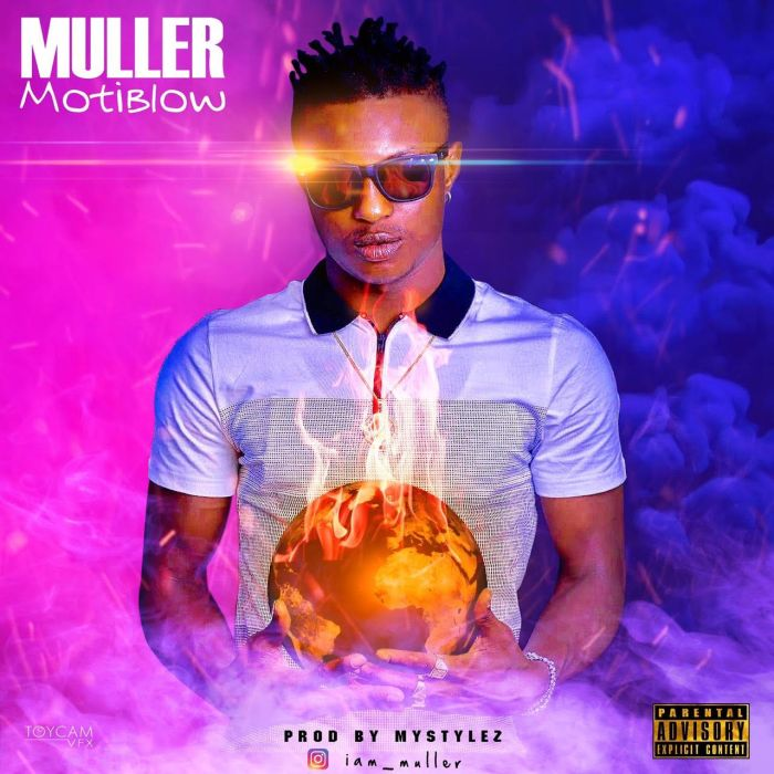 [Download Music] Muller – MotiBlow Muller10
