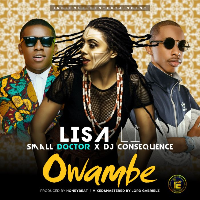 [Download Music] Lisa Li Ft. Small Doctor x DJ Consequence – Owambe (Prod. by Zippy) Music_11