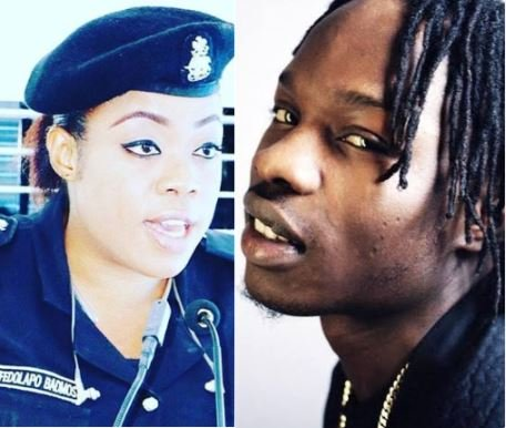 "CSP Dolapo Badmus Reacts Naira Maley's Statement That ""Having Big Booty Is Better Than Having A Masters Degree"" Naira-46"