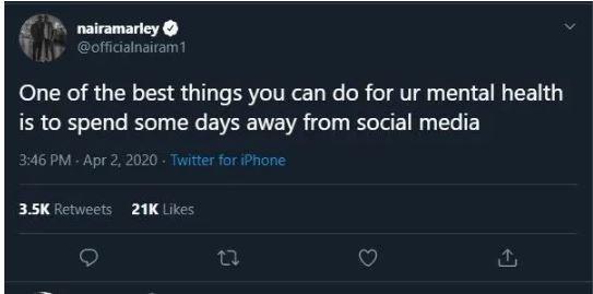 Naira Marley Shares Tip To Maintaining Mental Health (Photo) Naira104