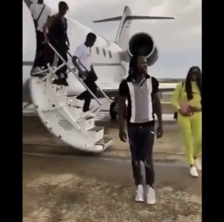 Nigerian Government Lifts Ban On Airline That Flew Naira Marley To Abuja For Concert Naira147