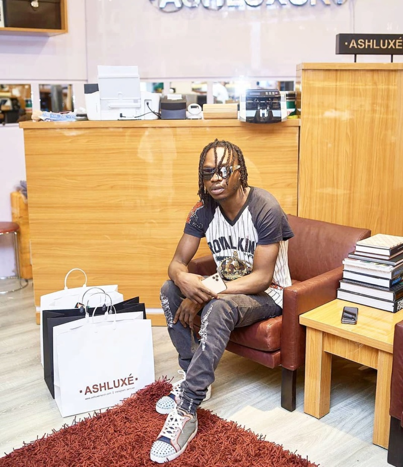Enjoy Your Youth But Don't Destroy Your Future, Naira Marley Advices Fans Naira_25