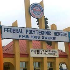 FPNO Supplementary Admission Form for 2018/2019 Academic Session  Nekede10