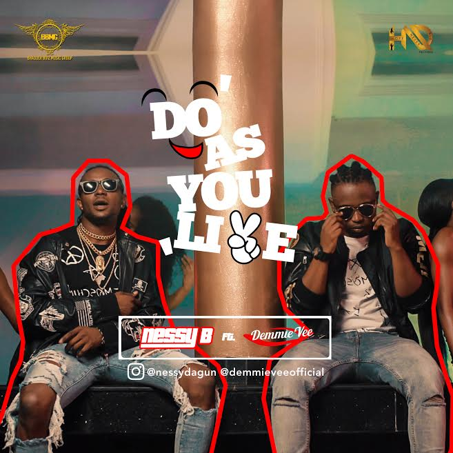 [Download Music] Do As You Like By Nessy Bee Ft. Demmie Vee  Nessy-10