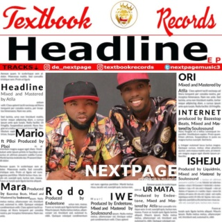 """DOWNLOAD NOW » """"Nextpage – Headline"""" Full EP Is Out Nextpa10"""