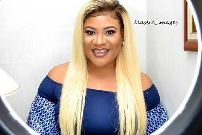 """#EndSARS: """"Mind What You Eat At Protest Ground"""" – Nkechi Blessing Sunday Cautions Nkechi34"""