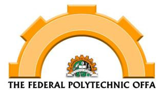 2018/2019 Federal Polytechnic, Offa (OFFAPOLY) ND Part-Time 1st & 2nd Batch Admission Lists  Offapo11