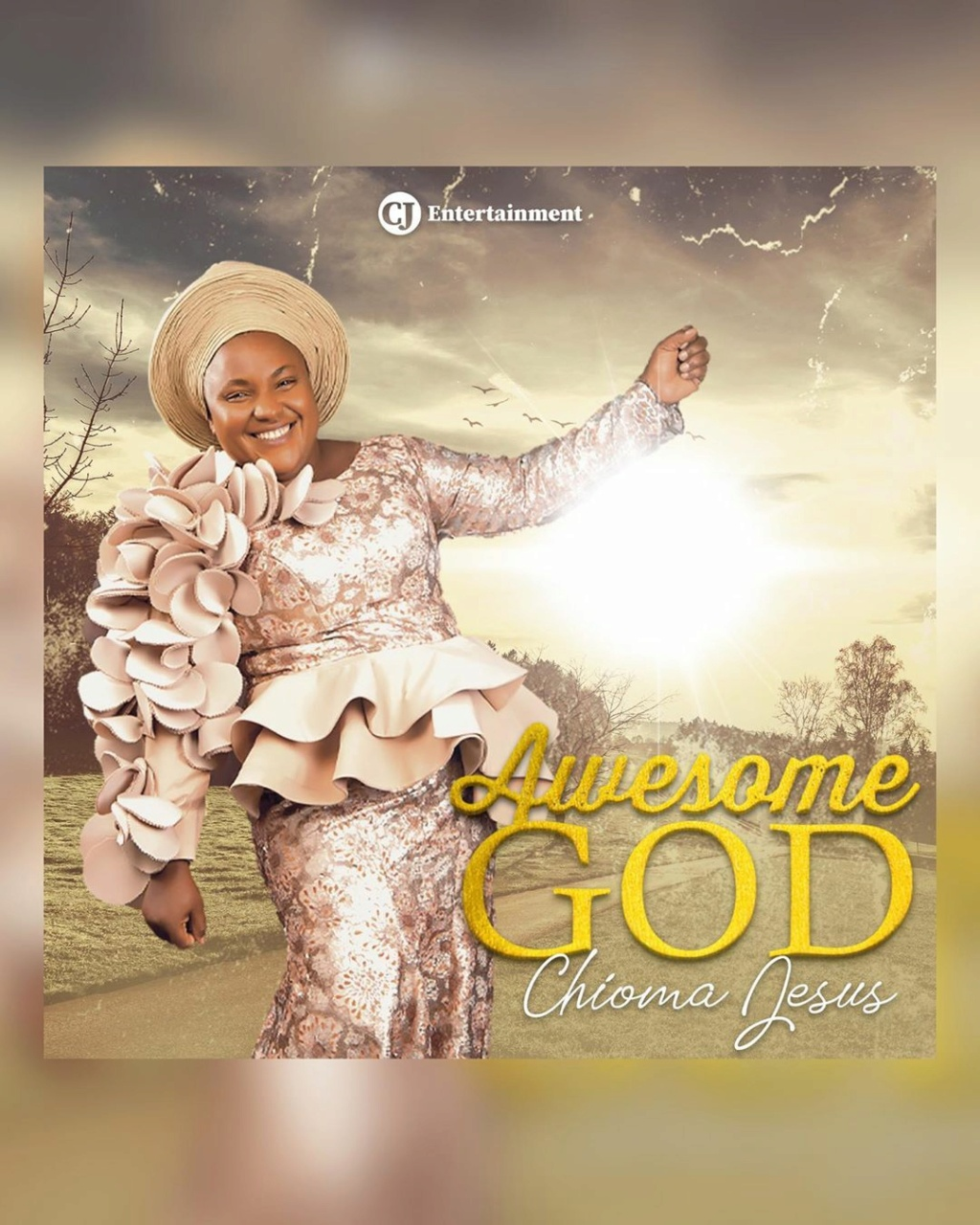 [Music] Chioma Jesus – Awesome God | Mp3 Offici14