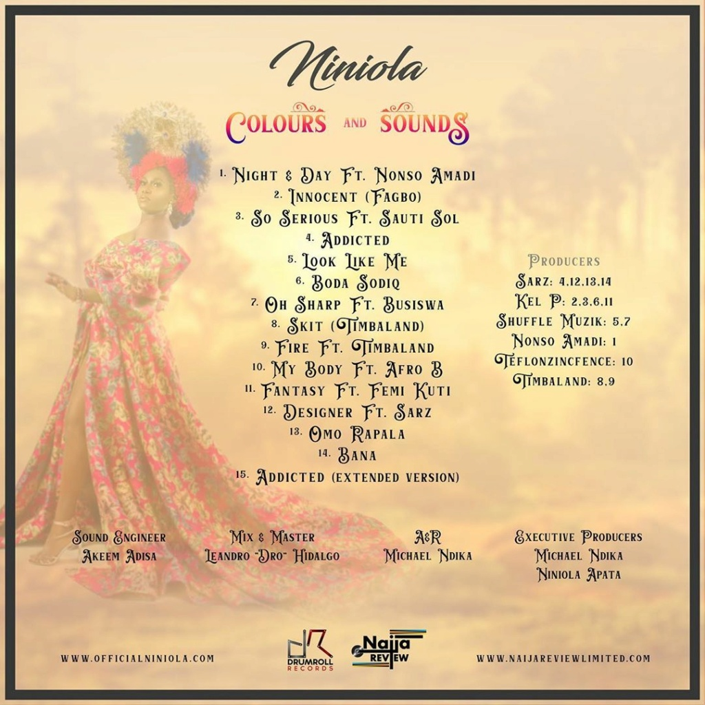 [Music] Niniola – Oh Sharp ft. Busiswa | Download Mp3 Offici25