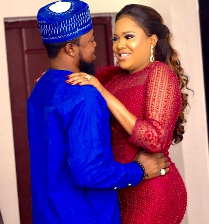 """""""Why I Respect, Honour My Husband"""" – Toyin Abraham Opens Up On Her Marriage Oiuhf10"""