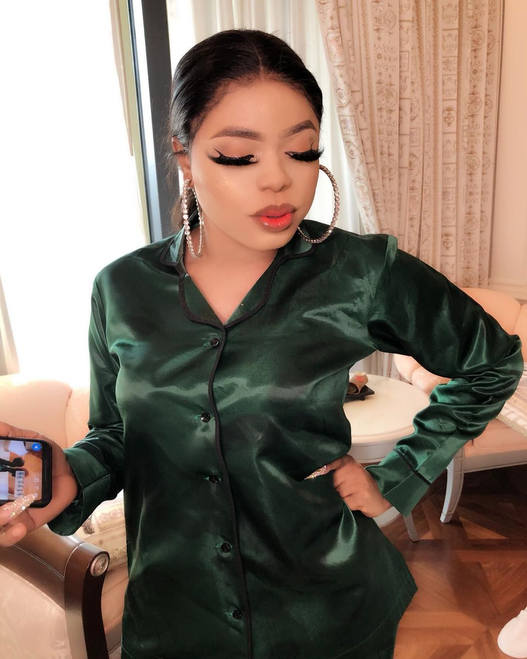 Bobrisky Advises Ladies About Dressing Responsibly In New Viral Video Okuney11