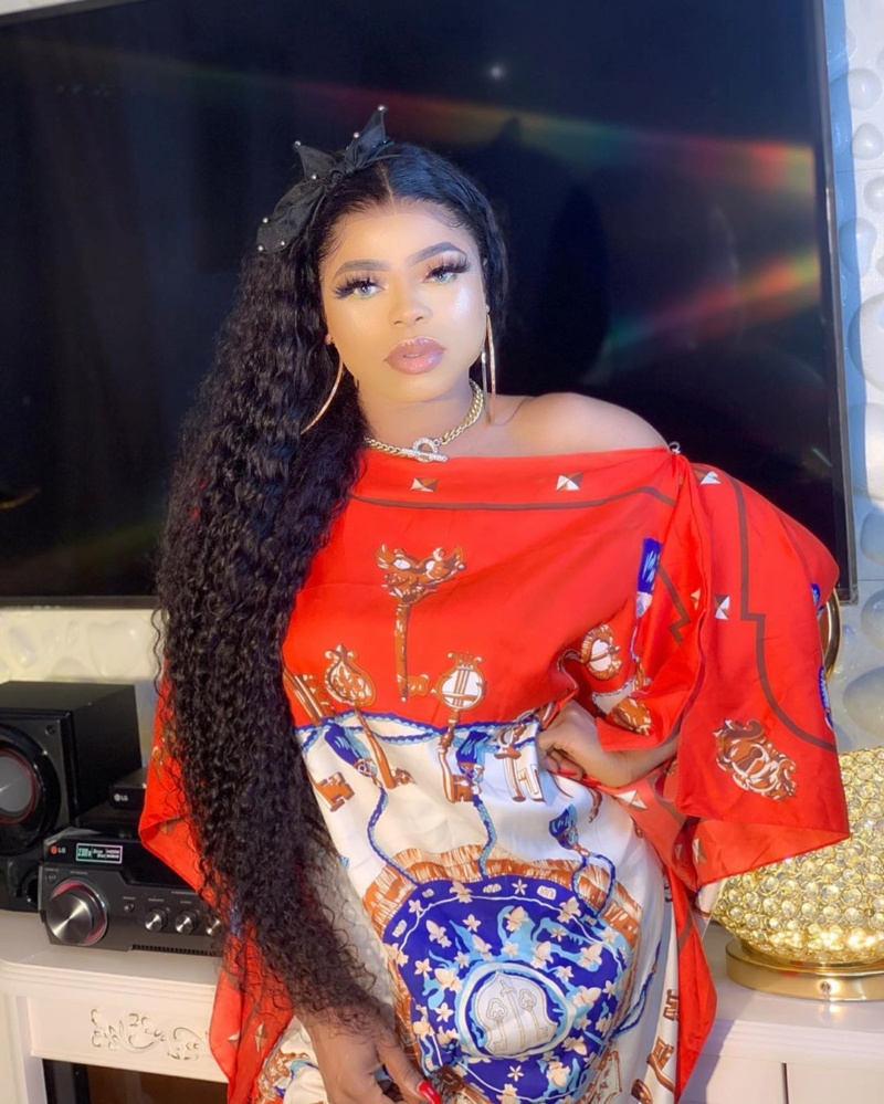 """""""I Can Date A Married Man, But He Has To Keep It Low Key"""" – Bobrisky Reveals (Video) Okuney15"""