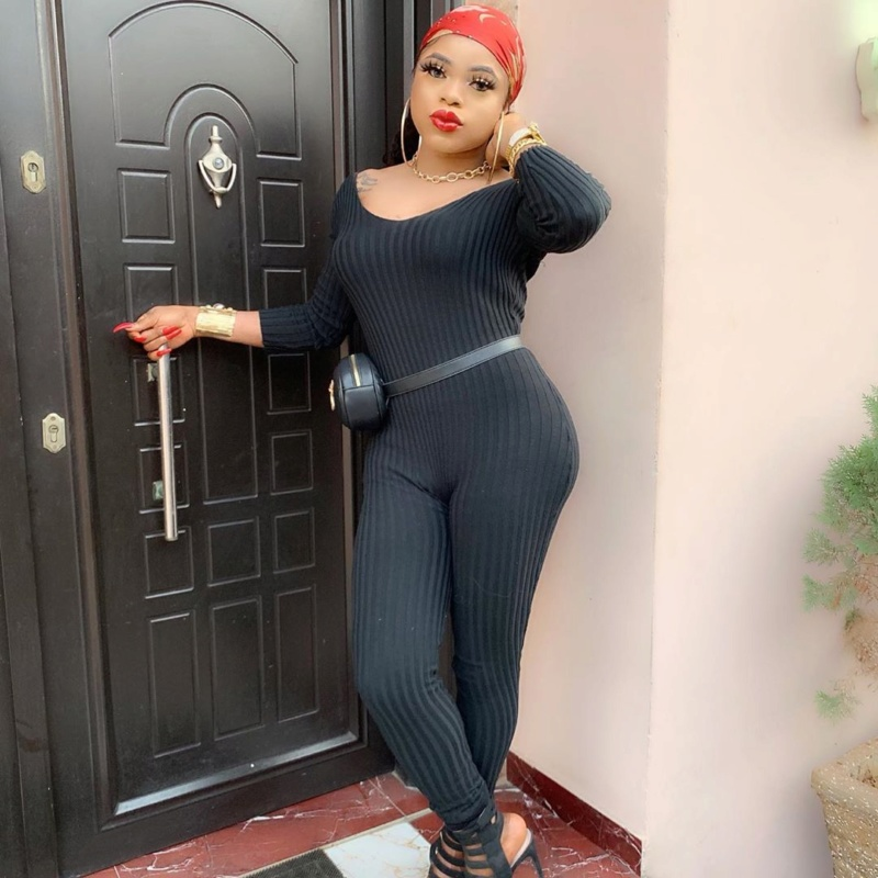 Anyone Wishing Me Dead Will Die Before Me: Bobrisky Reacts To AIT's Report Okuney22