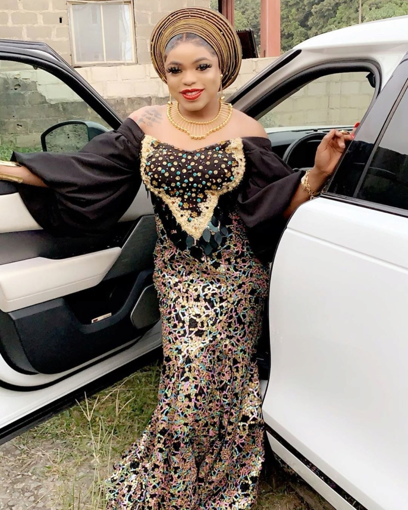 Don't Try Me, I Have Dined With Witches Of The World, I Am Powerful – Bobrisky Says Okuney23