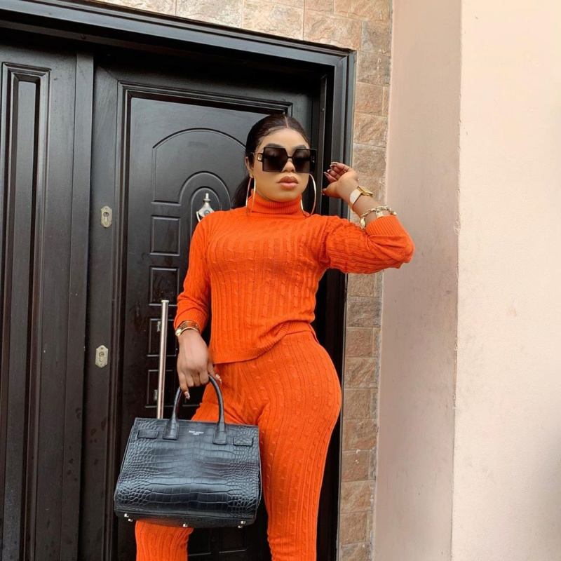 """""""Girls Our Monthly Period Does Not Give Us Sign When It Is Coming"""" – Bobrisky Seeks Advice Okuney27"""
