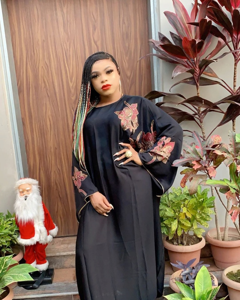 """""""Girls Our Monthly Period Does Not Give Us Sign When It Is Coming"""" – Bobrisky Seeks Advice Okuney28"""