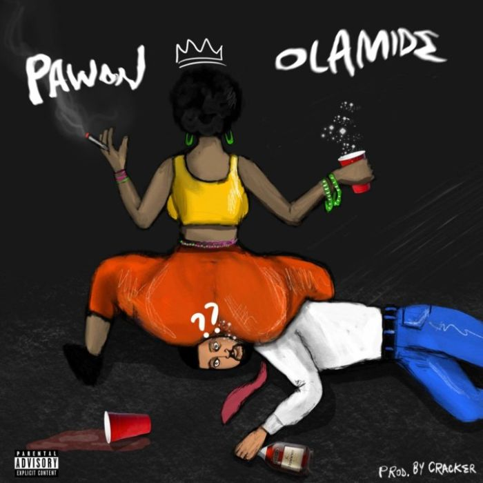 [Lyrics] Olamide – Pawon Olamid32