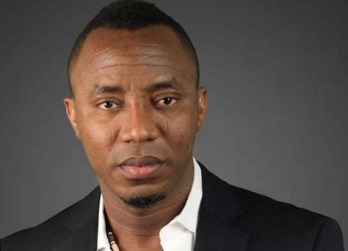 Omoyele Sowore Reportedly Sent Home By #EndSars Protesters Omoyel10