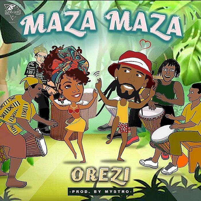 [Music] Orezi – Maza Maza   Mp3 Orezi-17