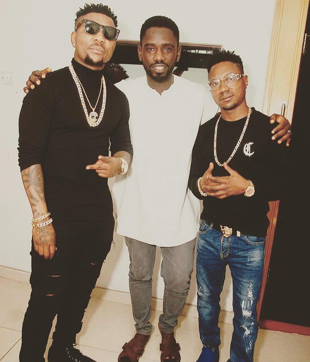 "Oritsefemi Finally Speak About The Death Of Ex-Mate ""Junglist"" (Read What He Said) Oritse19"