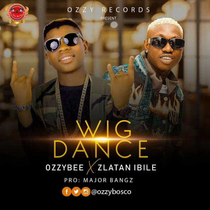 "Ozzybee – ""Wig Dance"" Ft. Zlatan 