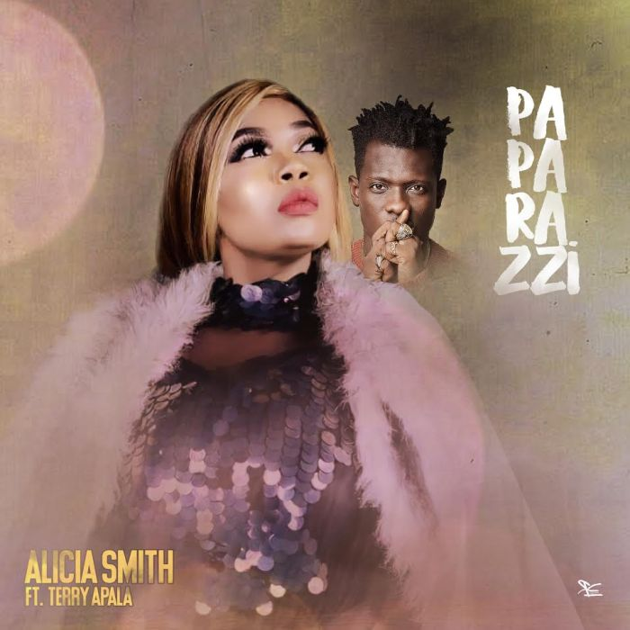 [Download Music + Video] Alica Smith Ft. Terry Apala – Paparazzi Papara10