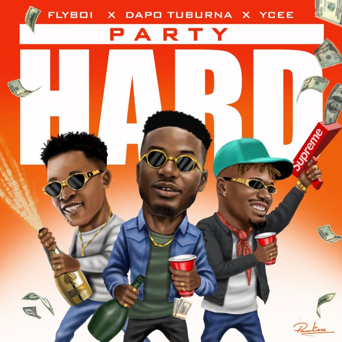 Flyboi — Party Hard x Ycee & Dapo | 9Jatechs Music Mp3  Party-10