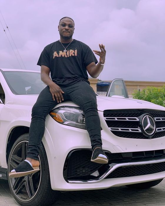 You Have No Right To Be Horny If You Don't Have Money — Peruzzi Peruzz35
