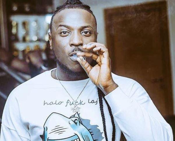 'I Don't Smoke', Peruzzi Reveals Peruzz57