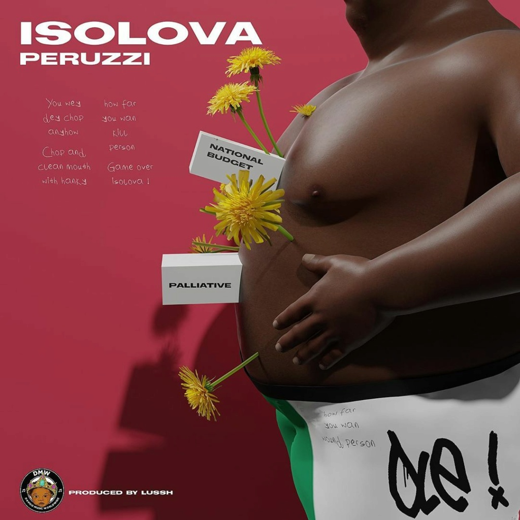 [Music] Peruzzi — Isolova | DOWNLOAD MP3 Peruzz59