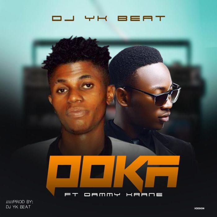 [Download Music] DJ YK Beat Ft. Dammy Krane – Poka Photo-37