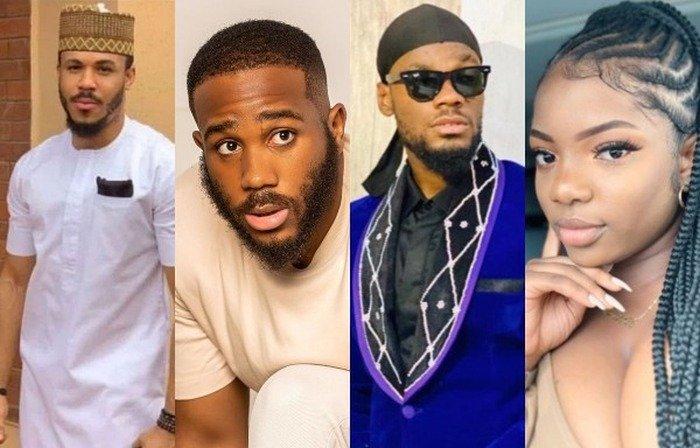 2020 BBNaija: How Nigerians Voted For Ozo, Dorathy, Prince & Kiddwaya Prince34