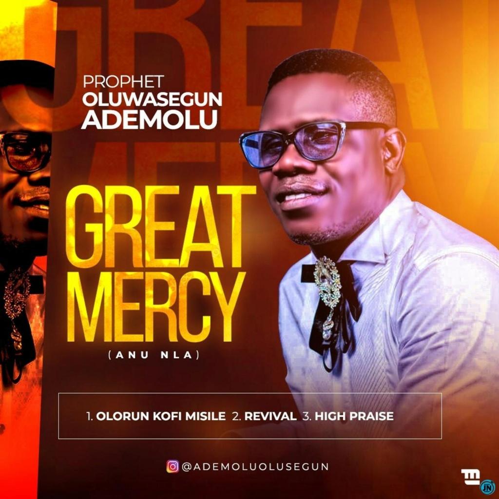 [Music] Prophet Olusegun Ademolu – Olorun Kofi Misile | Download Mp3 Prophe11