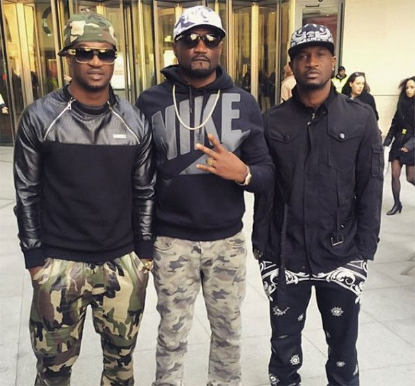 I Did Not Sacrifice My Career For P-Square – Jude Okoye Says Psquar10