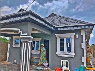 Qdot Gifts His Mother A House For Her Birthday ( See Photo) Qdot11