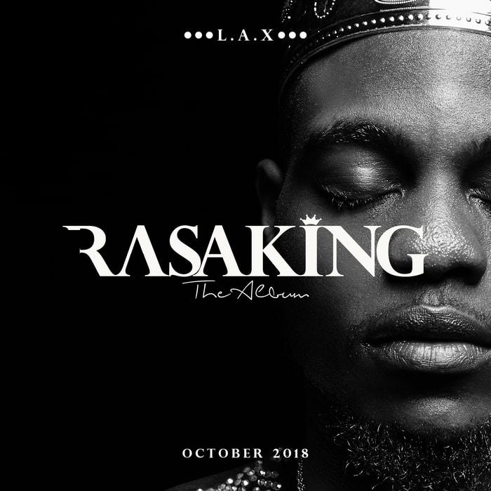 "L.A.X Unveils Album Art For ""Rasaking"" Album Rasaki10"