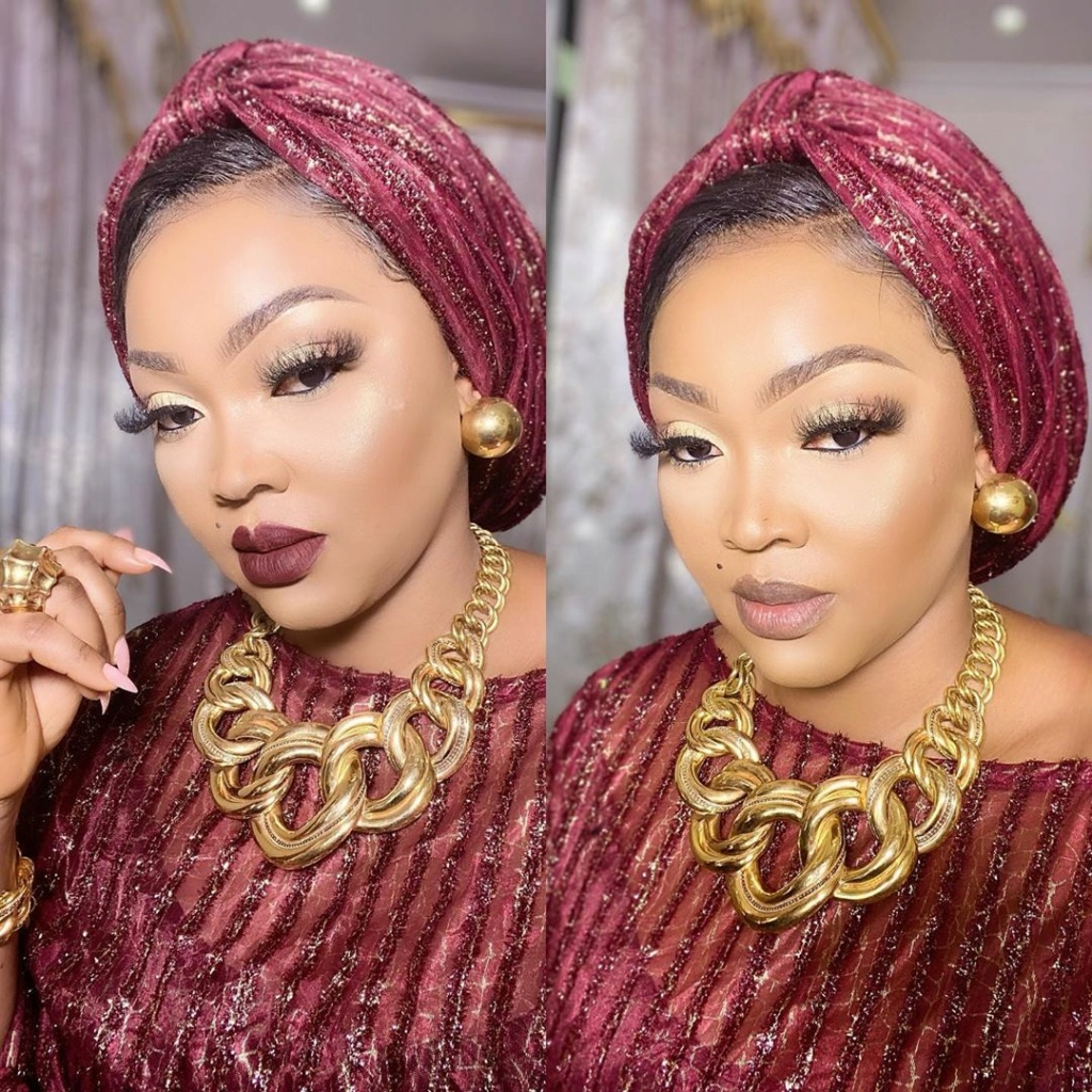 Mercy Aigbe Shares Delectable Photos & Fans Can't Keep Quiet Realme10