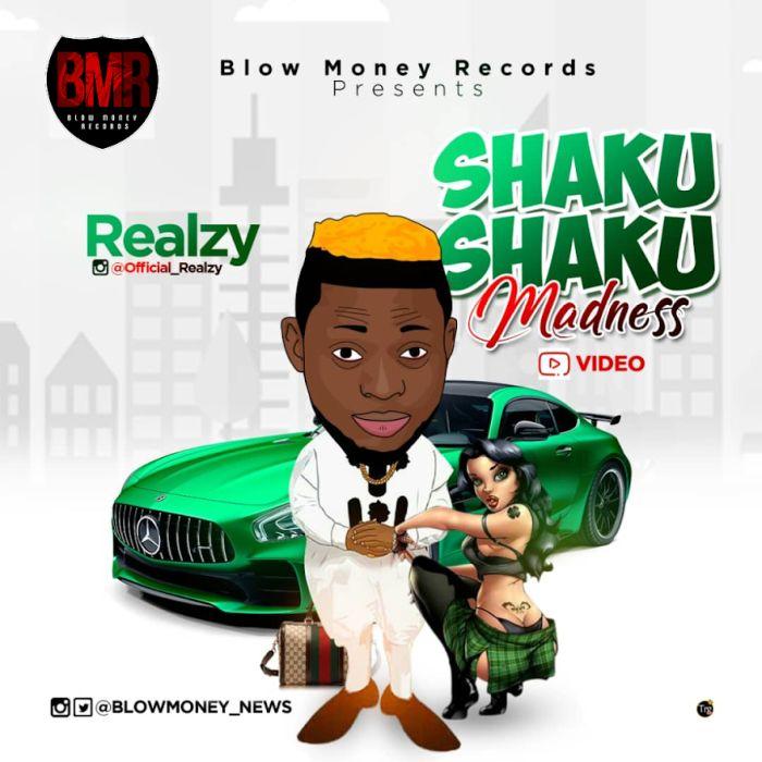 [Download Music] Shaku Shaku Madness By Realzy     Realzy10