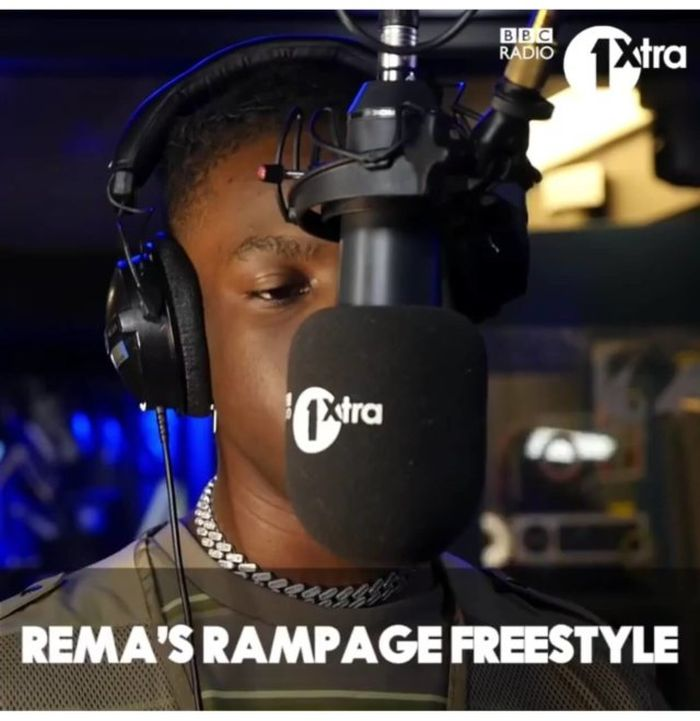 [Music] Rema – Rampage (Freestyle) | Mp3 Rema-a14