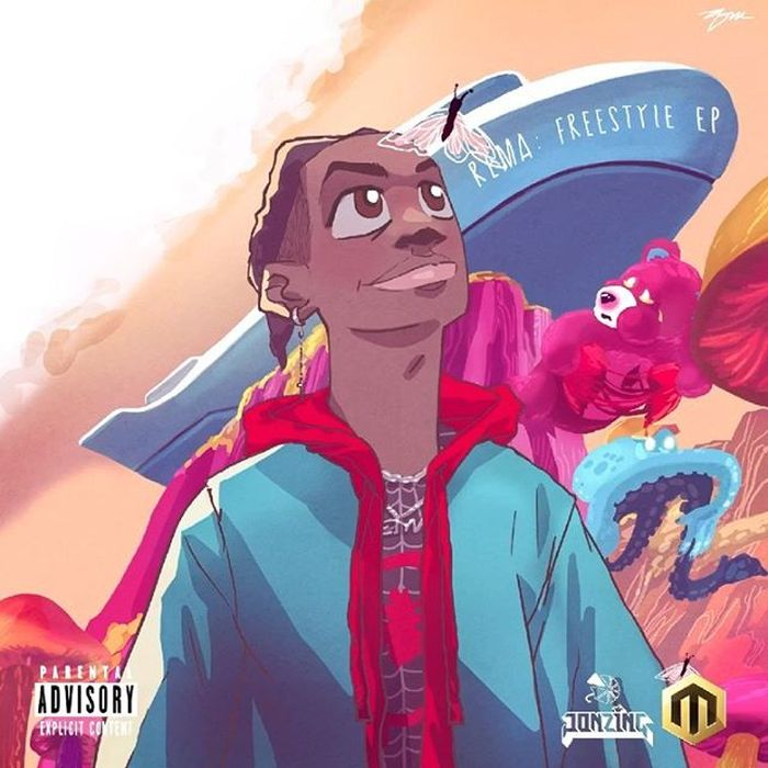 Rema – Trap Out The Submarine | 9Jatechs Music Mp3 Rema-f11
