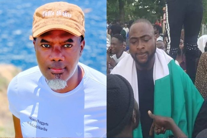 """""""He Applied Wisdom"""" – Reno Omokri Defends Davido After He Denied Engaging In SARS Protest During Meeting With Police PRO Reno-d10"""