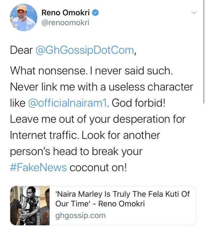 """""""Naira Marley Is A Useless Character"""" – Reno Omokri Reno-n10"""