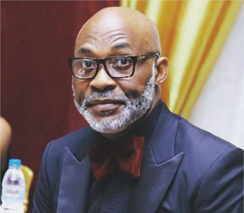 RMD Shows New Look And Wants To Know What His Fans Think Rmd10