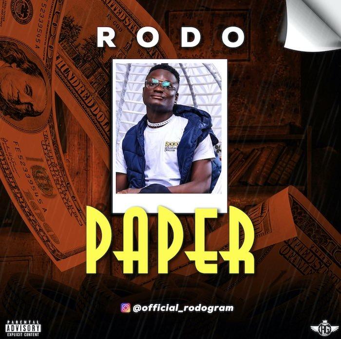 [Music] Rodo – Paper | Mp3 Rodo-a10
