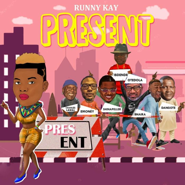 [Download Music] Runny Kay – Present Runny-10