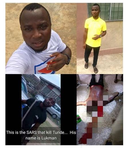 SARS Office Burnt By Angry Youths After Killing Of Student During Sallah (Photos) Sars2-10