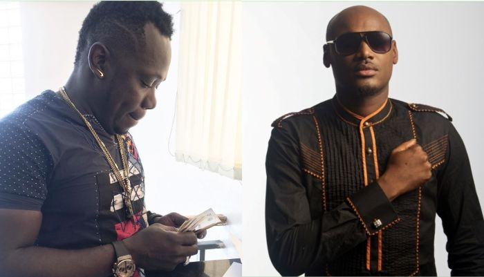 Duncan Mighty Bows To Nigerian Music Icon, 2baba (Watch Video) Savedp10