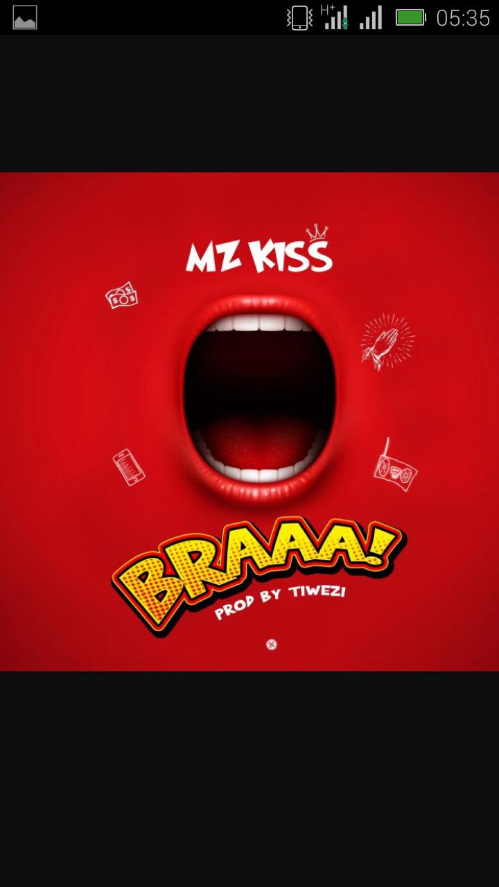 Mz Kiss – Braaa | 9Jatechs Music Mp3  Scree113