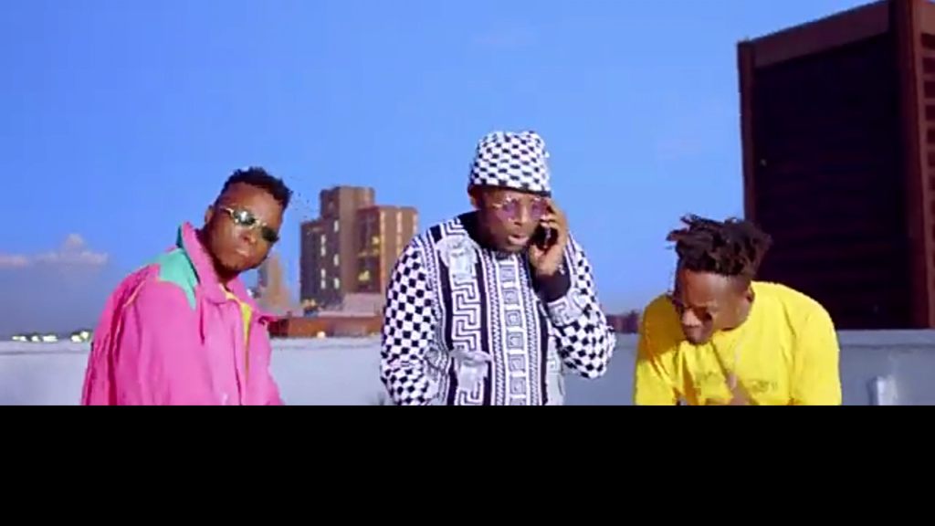 DJ Kaywise Ft. Mr Eazi & DJ Maphorisa — Alert   9Jatechs Video  Scree121
